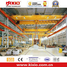 3 ton overhead hoist crane with kito hoist crane parts