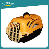 Cheap pp travel dog kennels cages, wholesale dog cages for cabin