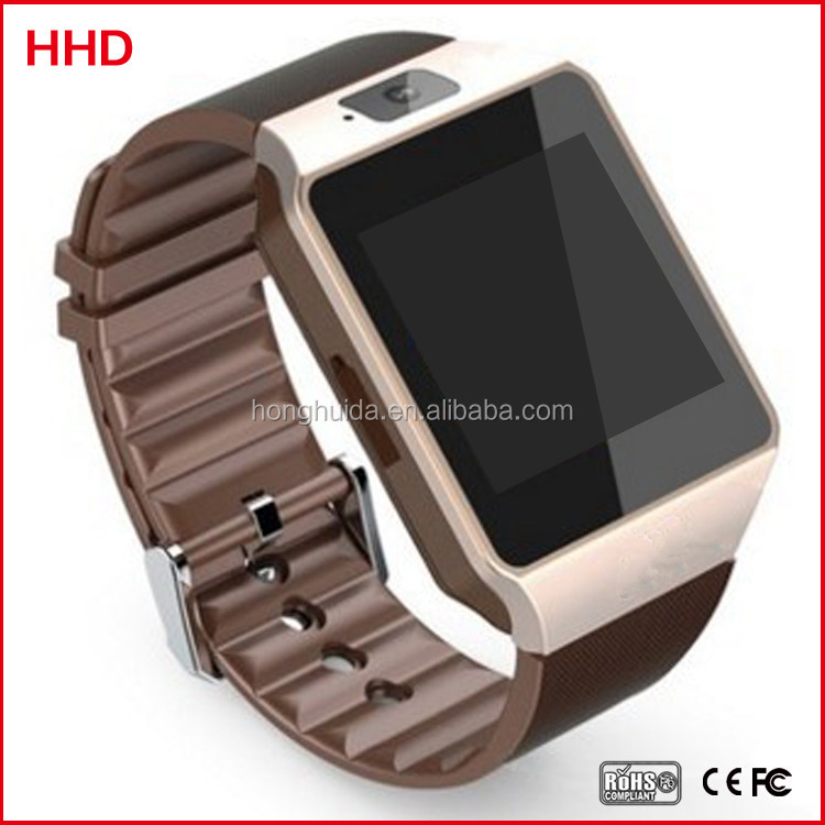 Smart watch DZ09 Android smart watch Bluetooth A1 android /IOS with Wristwatch