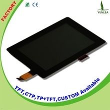"Small size Capacitive touch panel LCD 3.5"" touch 320x480 dots"