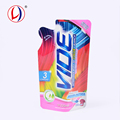 Factory Price Flexible Detergent Packaging Vacuum Plastic Bag For Custom Shape