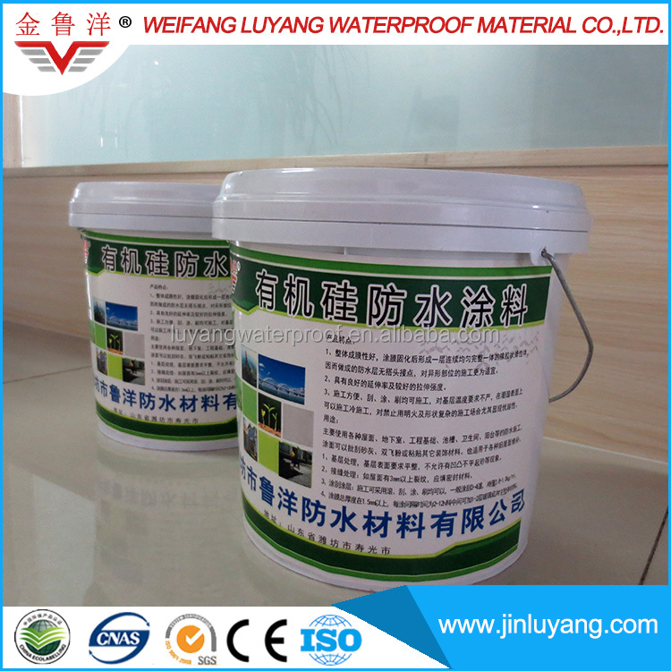 High Quality Organic Silicone Waterproof Agent Nano Coating for Floor Tile