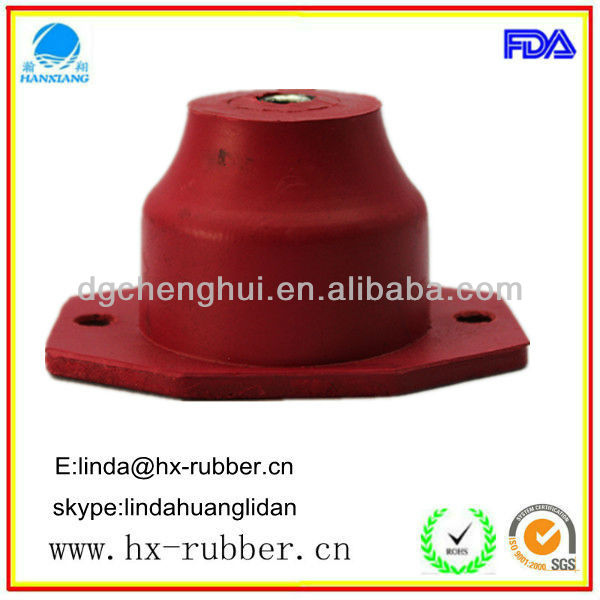 Vibration Isolators/auto Rubber Components/dampers