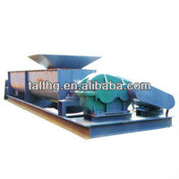 Full automatic horizontal mixer for organic fertilizer