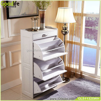 Stylish chest of drawers for shoes