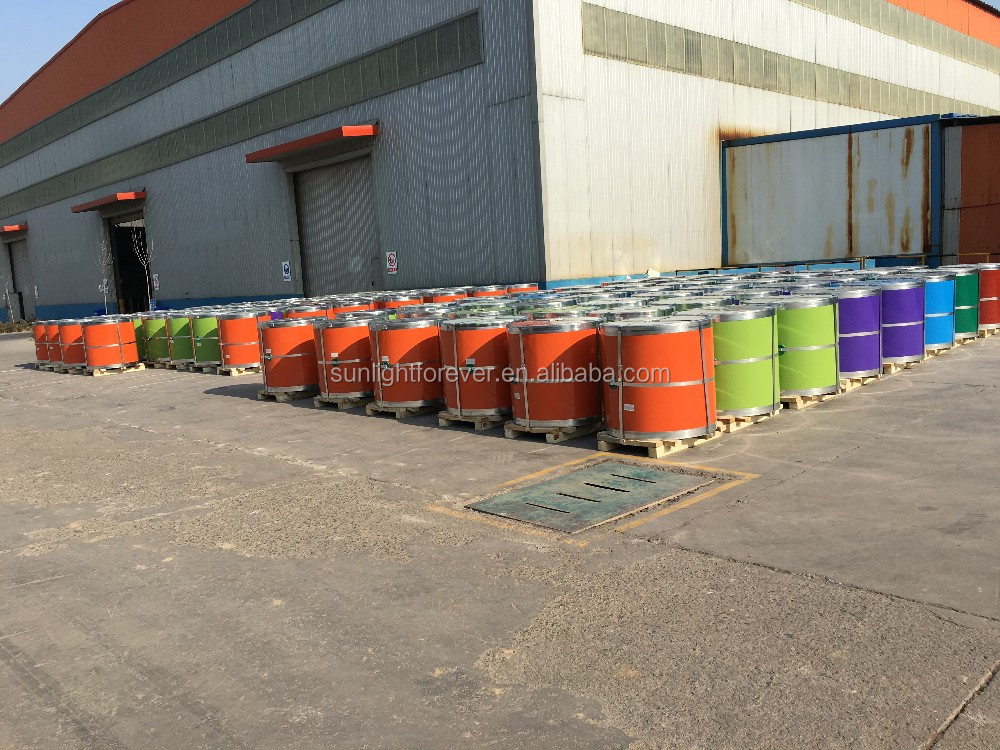 prime quality galvanized steel coil /gi/gl/ppgi in stock with competitive advantages