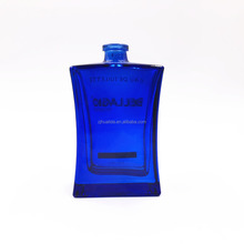 50ml perfume glass bottle with pump