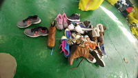 used clothes bags and shoes