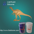 rtv liquid silicone rubber for large animal molds making