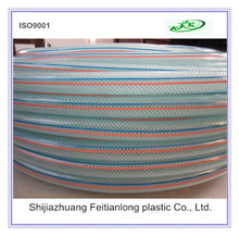 Flexible PVC Transparent Reinforced High Pressure Air Water Hose pipe