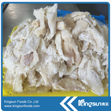 Hot sell dry salted pollock/cod fillets/migas