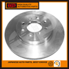 brake disc rotor for GB-D90840 45251-SK7-A00 for honda civic parts