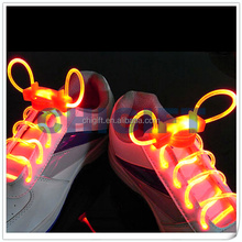 Rainbow Nylon Glow Shoelaces