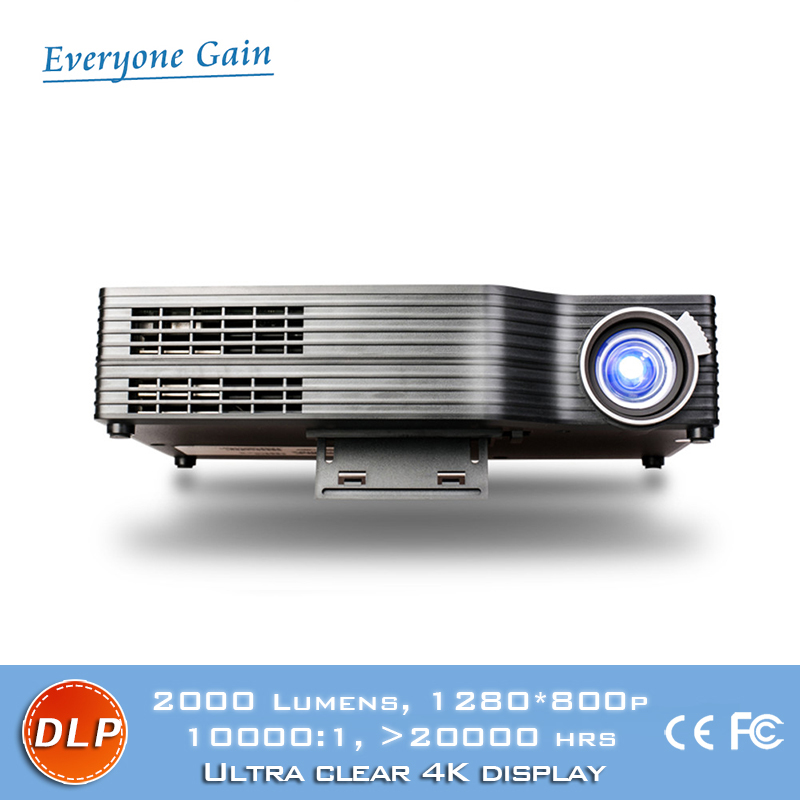 DH-L391A hd projector 1080p native resolution support stock 3D films