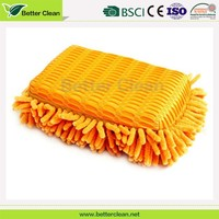 Promotional Colorful Kitchen high water absorbing cleaning sponge
