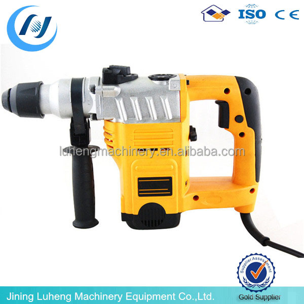(whatsapp: +8613506383711) hand 40mm 850W Rotary Electric chipping Hammer/Power Tools
