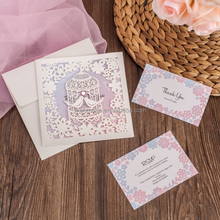 WISHMADE handmade invitation card printing wedding invitation kit