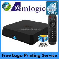 Android 4.4 quad core amlogic S802 m8 jalva tv box
