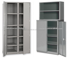 Flooring stand metal file cabinet office cabinet for files and book stock
