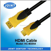 Flexible Mini HDMI Cable A Cable RCA Support 3D 4K 1080P with Best Quality Guarantee