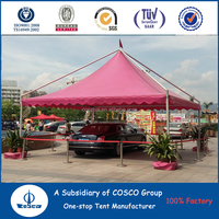 durable aluminium alloy frame gazebo tent for sale