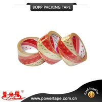 super clear adhesive bopp tape manufacturer/ packing tape / opp tape