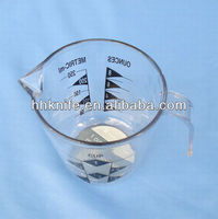 Plastic Angled Measuring Cup RH-1038