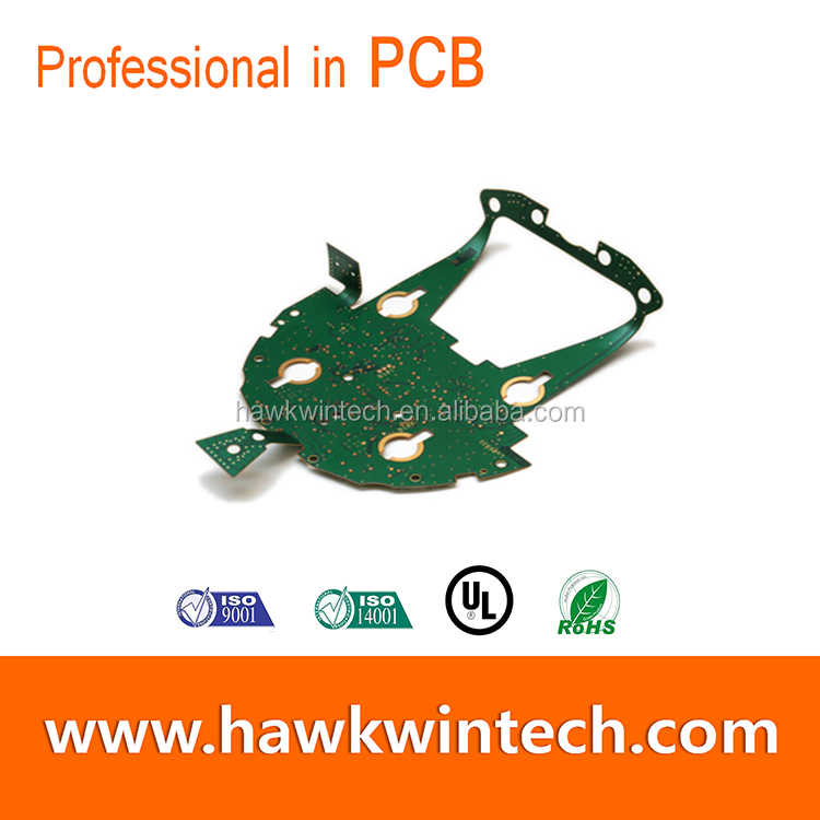 PWB Immersion Gold/Tin/Silver LED panel board PCB Printed Circuit Board