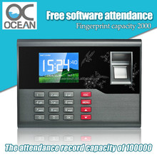 Biometric Fingerprint Time Attendance Colorful Competitive Price the time co cuckoo clock