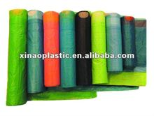 2013 HDPE and LDPE Draw-tape Garbage Bags