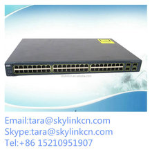 3560G Series 48-Ports Gigabit Ethernet Switch WS-C3560G-48TS-S
