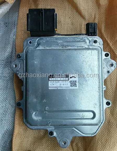 Cooling fan motor for 16363-31520/268500-5000
