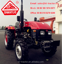 front loader backhoe 30hp 4wd 4 wheel taishan garden compact tractor