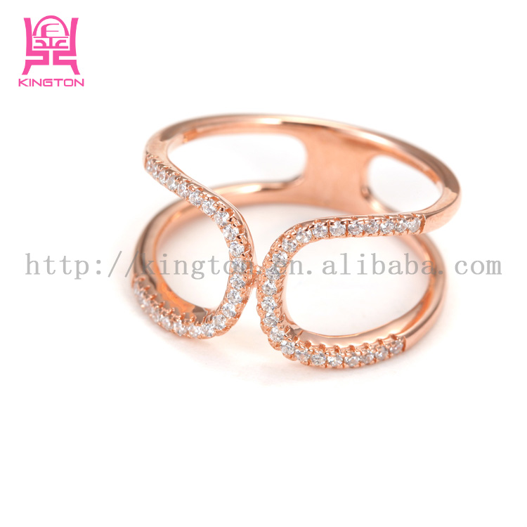 china jewelry factory sz wholesale silver ring