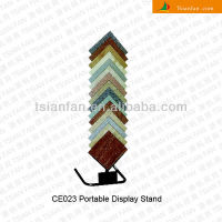 CE023 portable display shelves