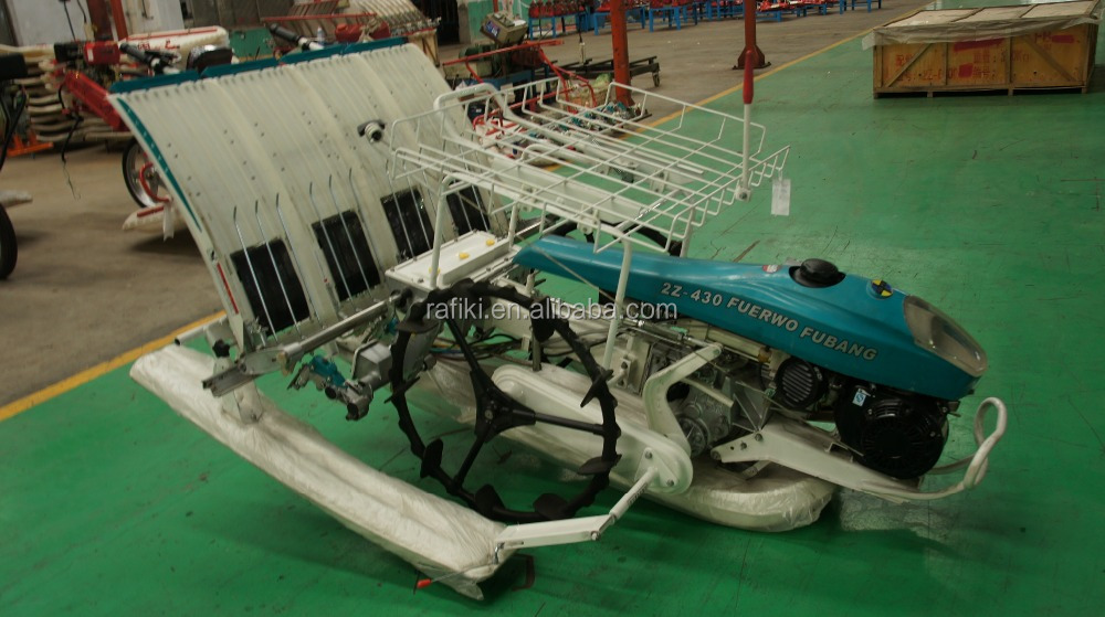 New design manual rice transplanter with low price