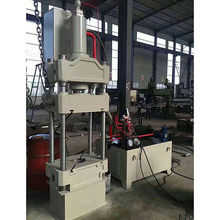 4 column hydraulic press for rubber vulcanization