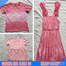 Cheap lowest price used branded clothes and used clothing