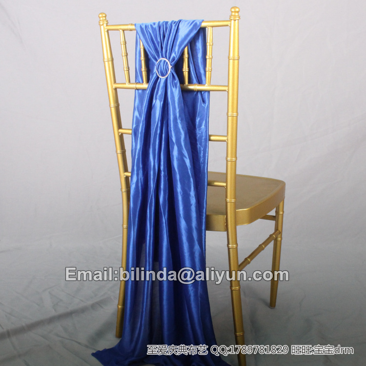 2017 New fancy chair covers for weddings with high quality