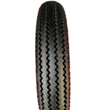 sawtooth motorcycle tyre and tube 5.00-15