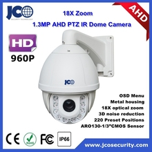 OSD menu AHD ptz camera and top 10 cctv ir laser camera factory china good