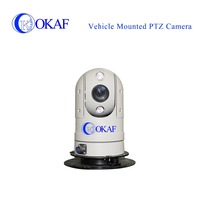 Wholesale outdoor high definition 2 mega pixels mini IP infrared dome ptz camera for cars