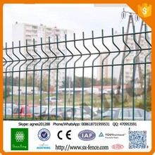 [Cheap price] PVC coated welded wire mesh fence / clear panel fence panels