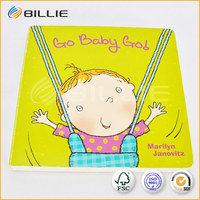 You Must Buy BILLIE Children Thick Paper Book Printing