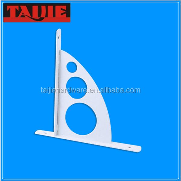 decorative wall mount steel bracket. upright metal shelf bracket,metal cabinet shelf brackets