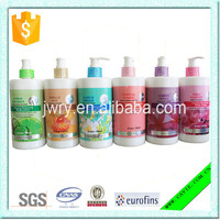 OEM 500ml wholesale skin whitening moisturizing body lotion With bling pump