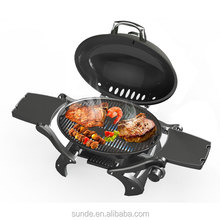 CSA & CE Approved Indoor & Outdoor 1Burner Gas Portable BBQ Grill