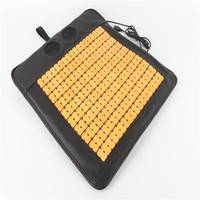 Cool cushion heated car seat with fan summer office chair cooling seat cushion