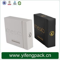 trade assurance custom print 350g art paper packaging box for skin care product
