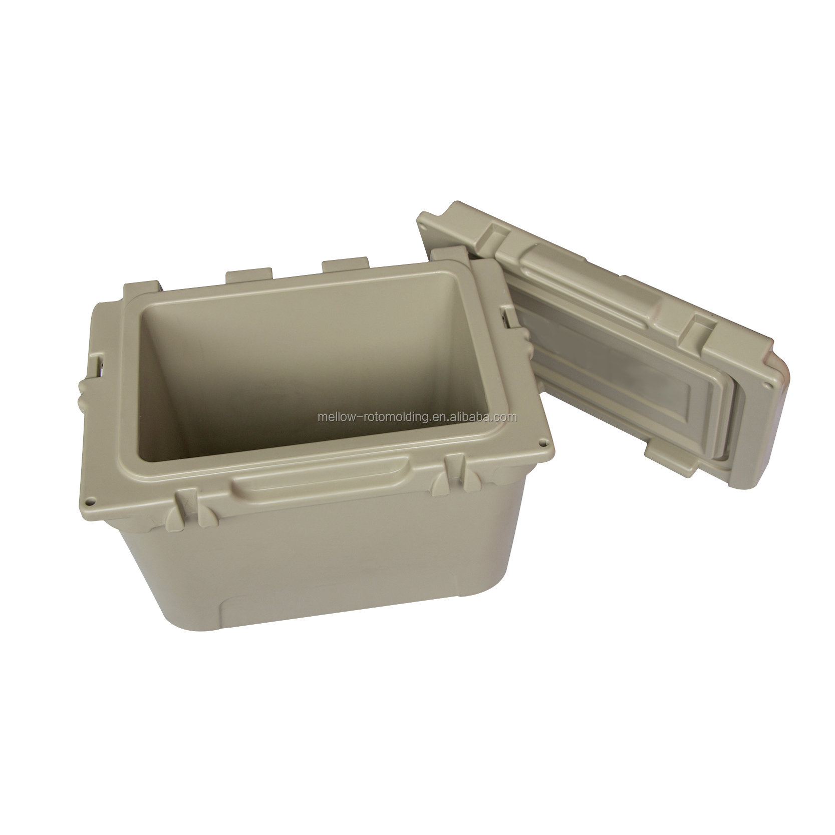 rotational molded 15L plastic cooler box
